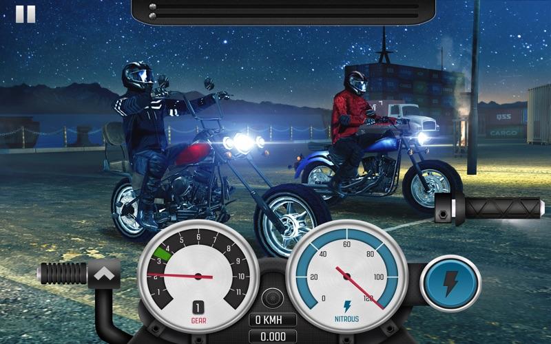 Top Bike: Real Racing Speed & Best Moto Drag Racer screenshot 1