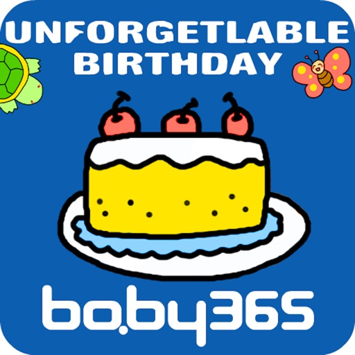 Memorable birthday-baby365