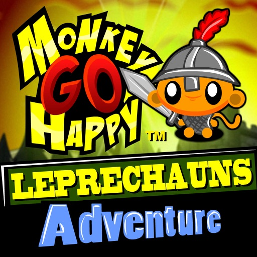 Monkey GO Happy Leprechauns Adventure