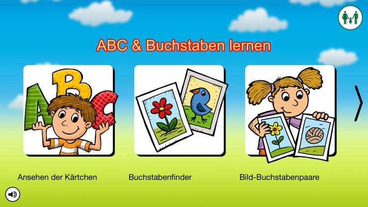 abc buchstaben lernen das deutsche alphabet f r kinder. Black Bedroom Furniture Sets. Home Design Ideas