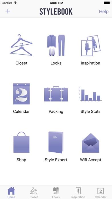 Stylebook app image