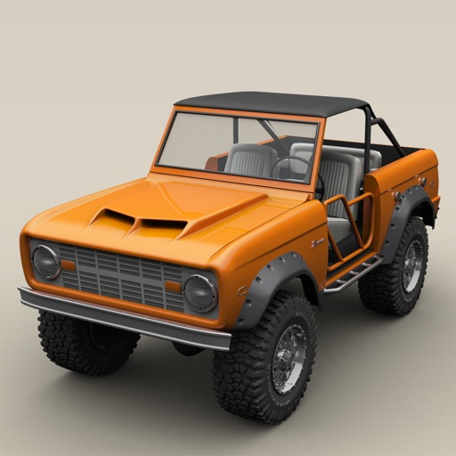 Bronco Builder