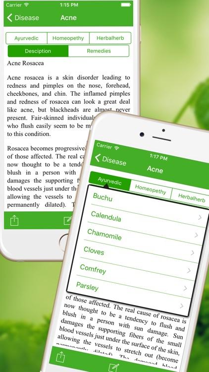 Ref Guide for Medicinal Plants & Ayurvedic Herbs screenshot-3