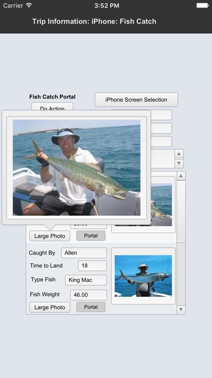 Fishermans Logbook Pro DB screenshot-4
