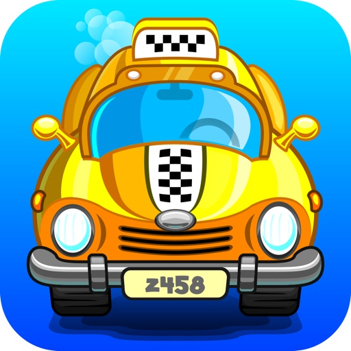 Taxi Fast & Crazy Dash icon