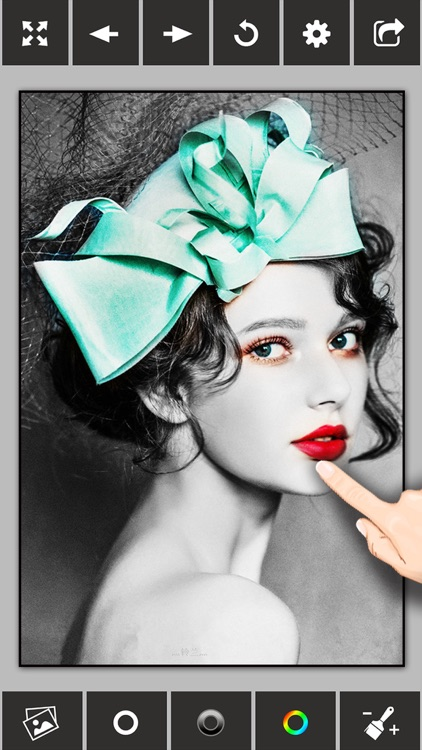 Selective Color Effects Pro - Recolor Editor to Paint Grayscale & Splash FX to Pictures screenshot-3