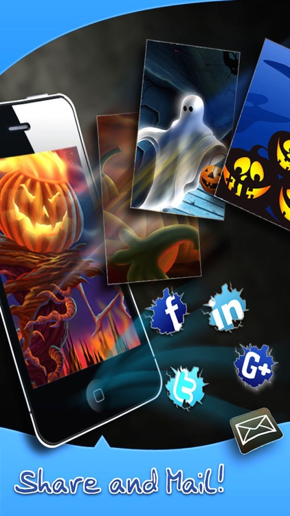 Halloween Wallpapers √ Pro screenshot-3
