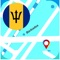 Barbados Navigation 2016 is a local navigation application for iOS with user-friendly interface and powerful function