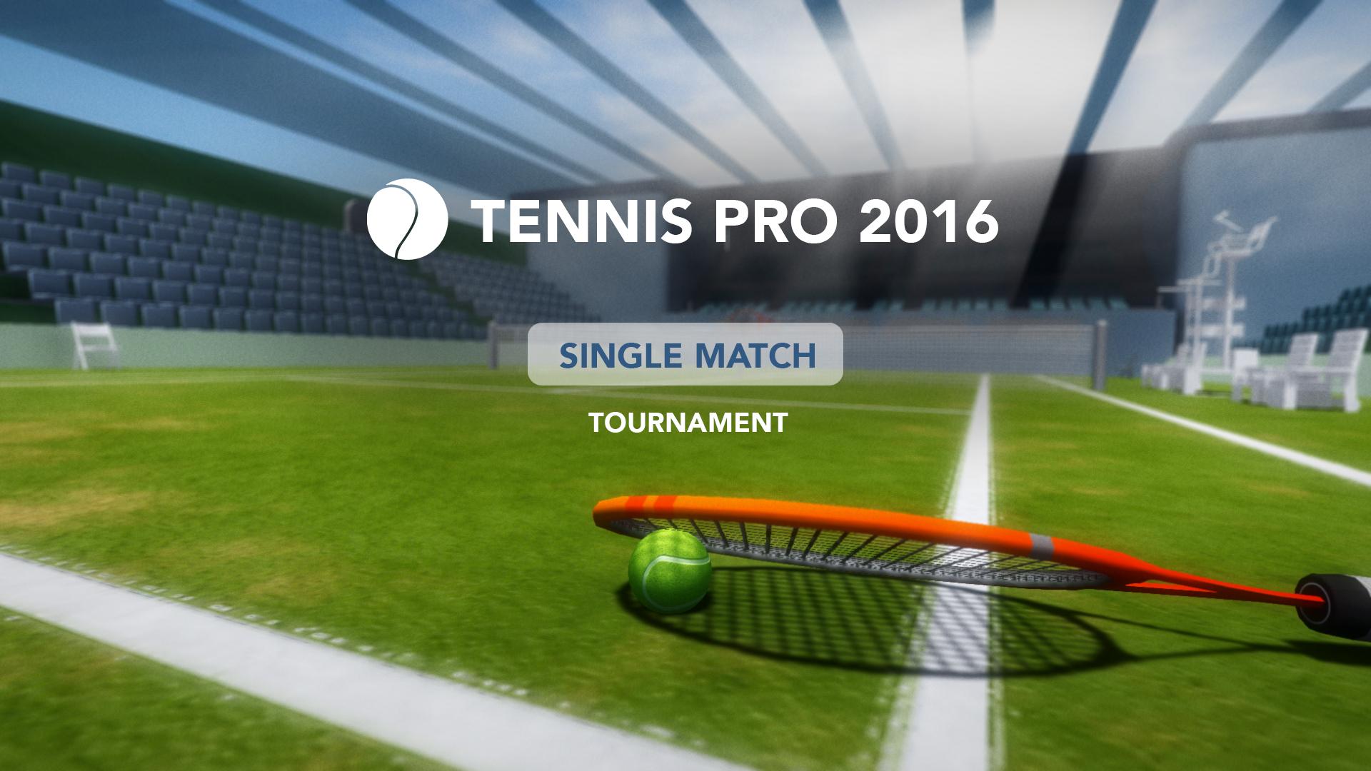 Tennis Pro Tournament screenshot 2