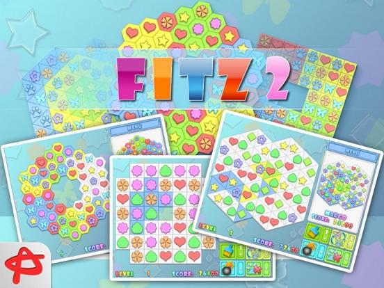 Fitz 2: Magic Match 3 Puzzle screenshot 5