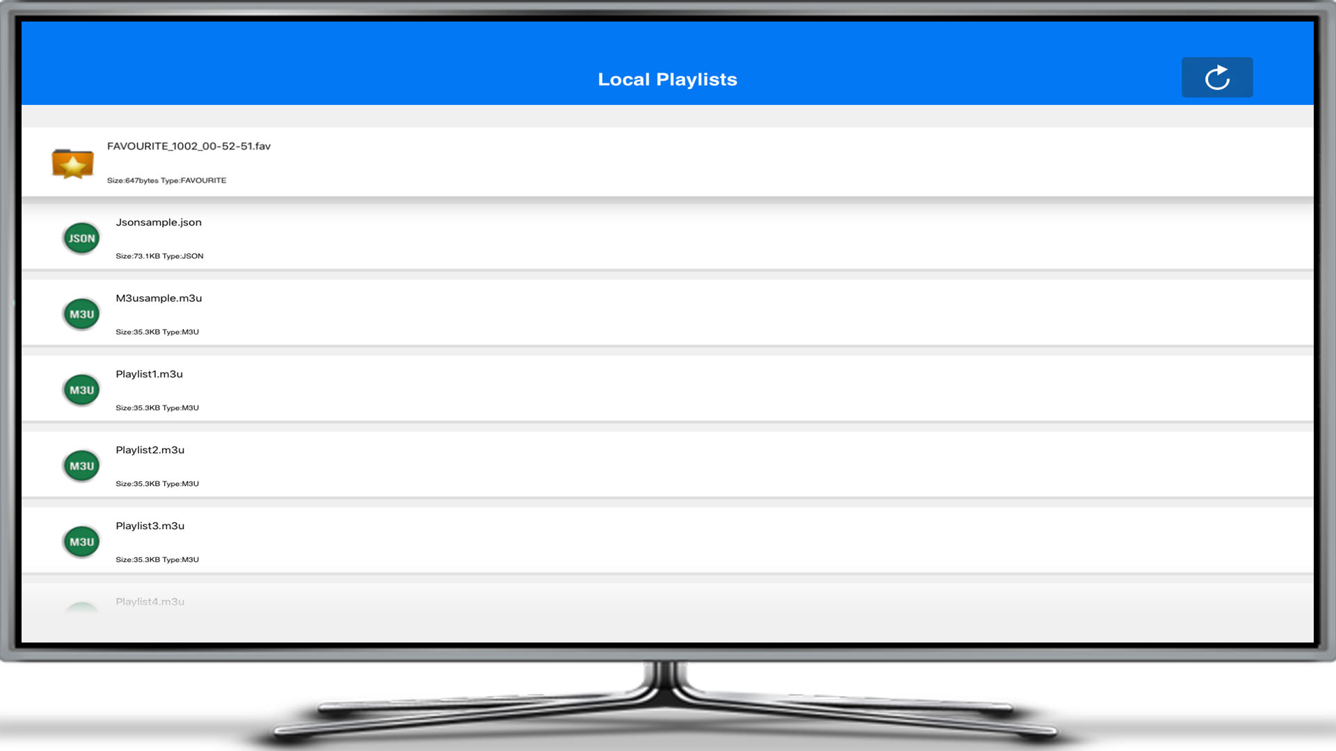 GSE SMART IPTV PRO screenshot 2