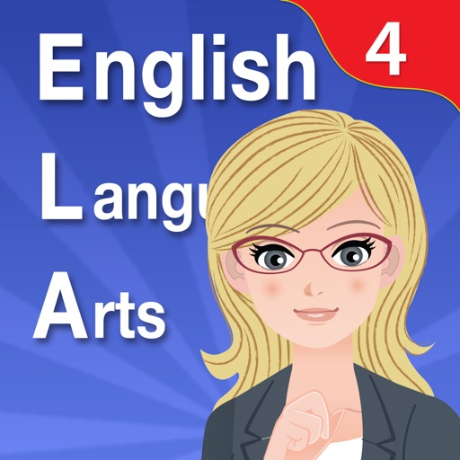 4th Grade Grammar - English grammar exercises fun game by ClassK12 [Lite]