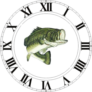 Best Fishing Times app