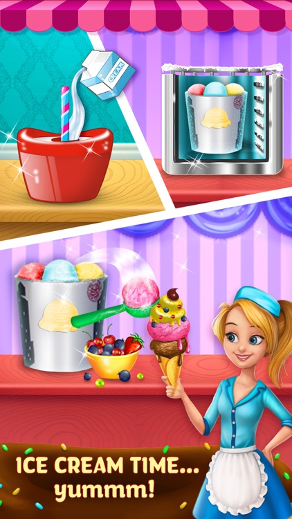 Fair Food Maker Game screenshot-3