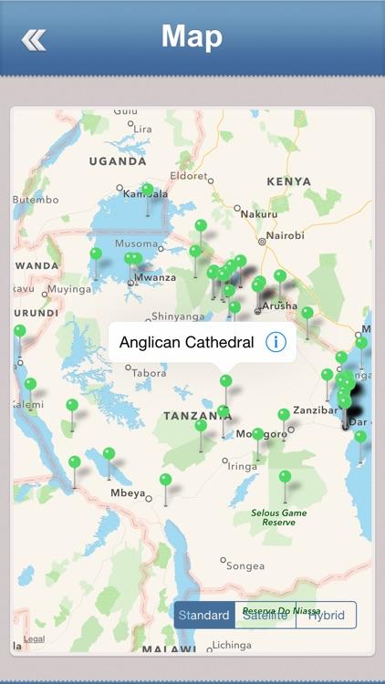 Tanzania Essential Travel Guide screenshot-3