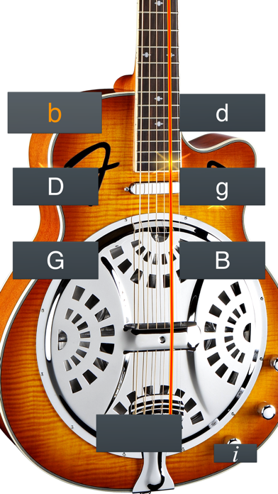 Dobro Tuner Simple review screenshots