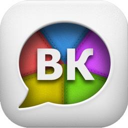Message stat for VKontakte (VK)