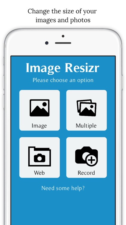Image Resize - Photo Resize