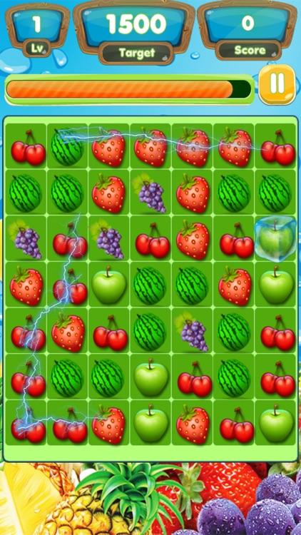 Fruit Heroes : Fruit Link screenshot-3
