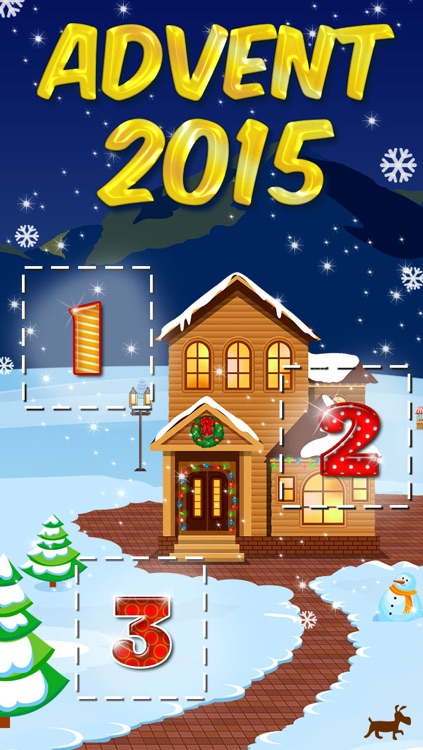 25 Days of Christmas - Holiday Advent Calendar 2015