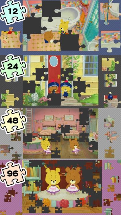 がんばれ!ルルロロのジグソーパズル screenshot-3