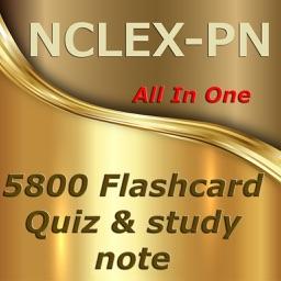 NCLEX-PN Exam review 5800 Flashcard