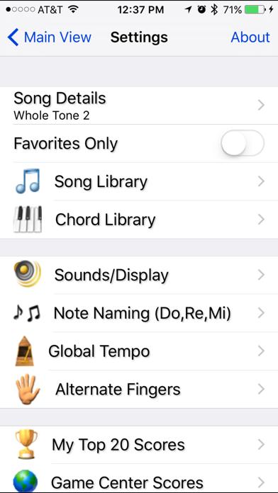 French Horn Lite screenshot two