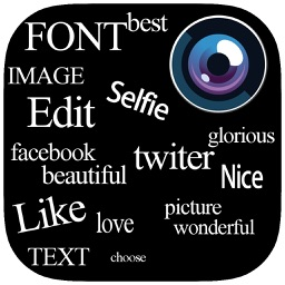 Add Caption To Photo.s - Write On Pictures & Put Beautiful  Color Fonts On Pics