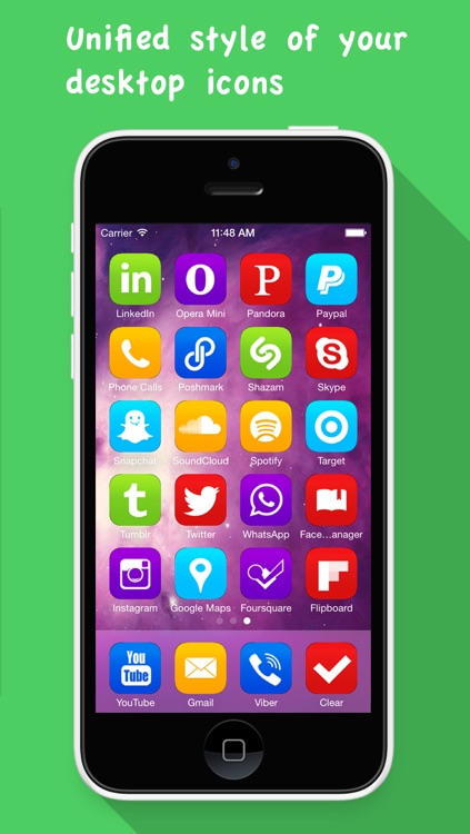 App Icon Skins - Customize your app icon screenshot-4