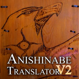 Anishinabe Translator V2 IPad
