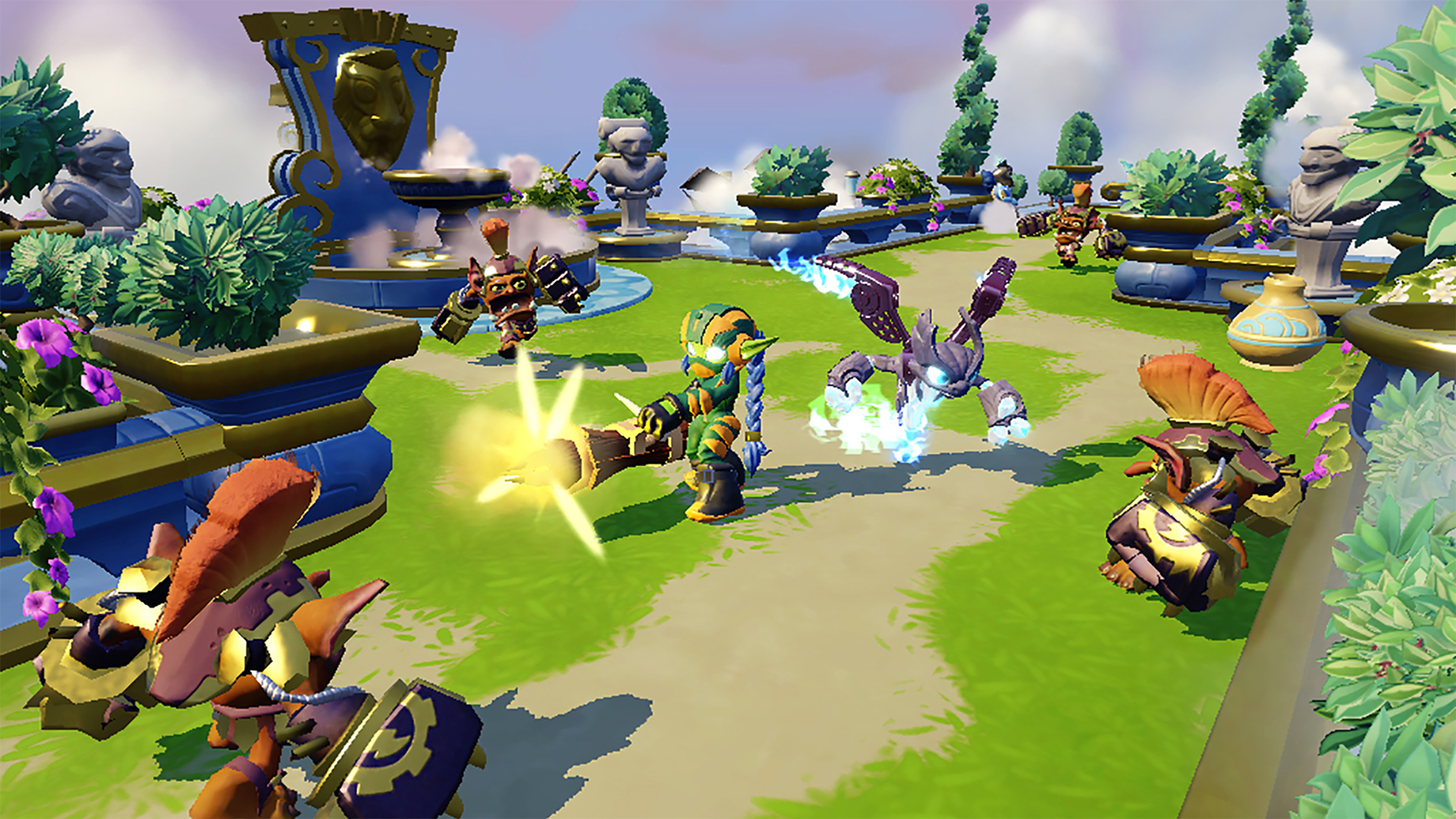 Skylanders SuperChargers screenshot 15