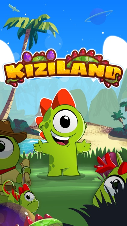Kiziland - Evolution Clicker Game by Kizi