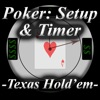 Poker Setup & Timer: Texas Hold'em