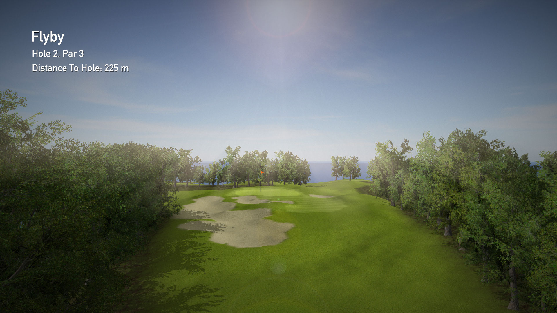Golf Pro Free screenshot 1