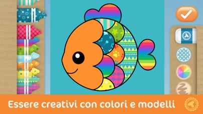 Screenshot of Toonia Colorbook - libro da colorare per bambini - applicazione gratuita4