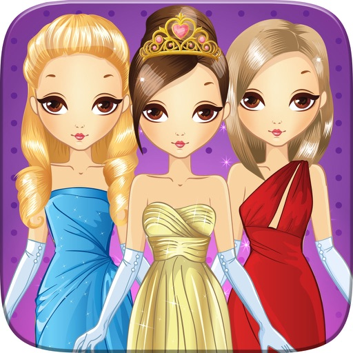 Pretty Girl Celebrity Dress Up Games - The Make Up Fairy Tale Princess For Girls Icon