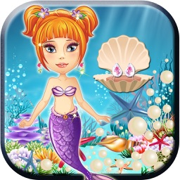 Ocean Mermaid Salon & Dressup - Water World Makeover