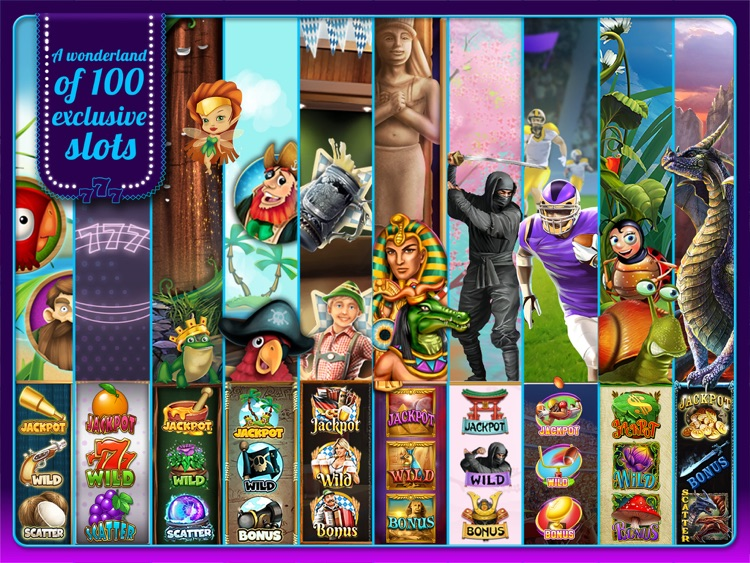 Slot Bonanza: 777 Slots Casino screenshot-0