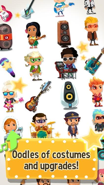 Beat Bop: Pop Star Clicker screenshot-4