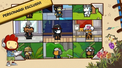 Screenshot for Scribblenauts Unlimited in Italy App Store