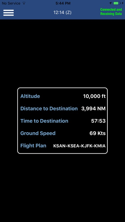 Guardian Avionics-Passenger GPS-Pro screenshot-2