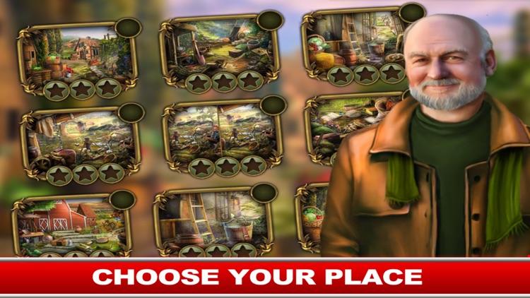 The Farm Villa - Hidden Objects Games screenshot-4