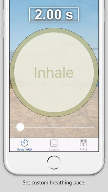 RelaXhale - Relaxing, Calming breathing exercise to reduce stress [Free]