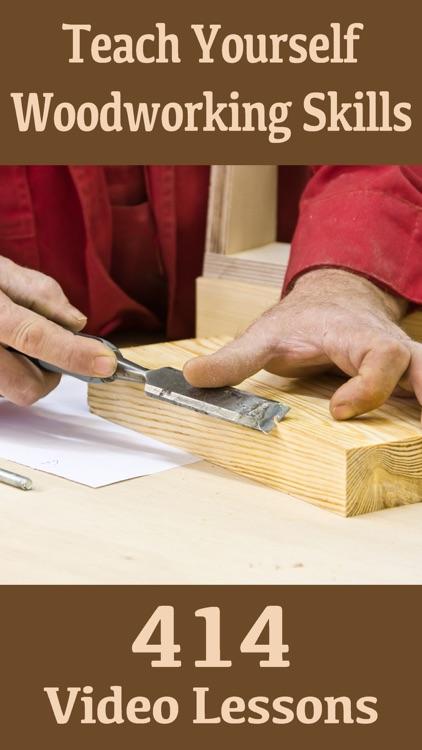 Teach Yourself Woodworking Skills