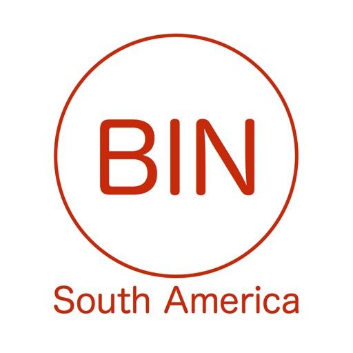 BIN Database for South America