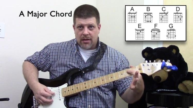 Beginner Guitar Lesson