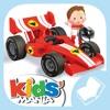 Dan's racing car - Little Boy