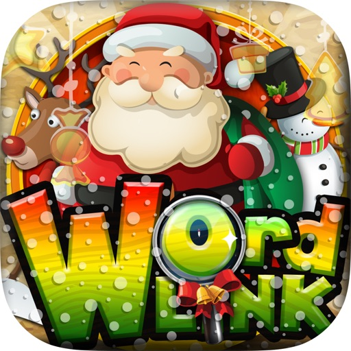 Words Link : Merry Christmas ( X'Mas ) Search Puzzles Game Pro with Friends