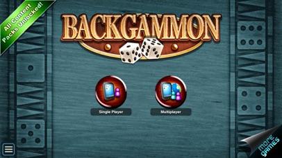 Backgammon HD Скриншоты4
