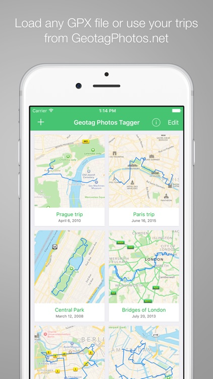 Geotag Photos Tagger (GPX)
